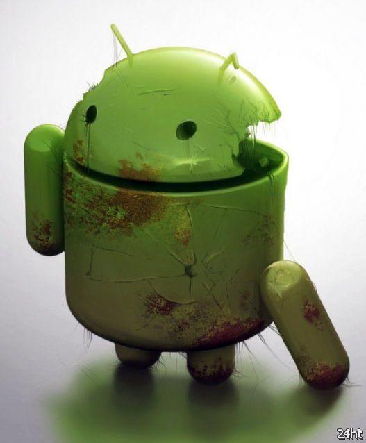 Большую часть вредоносов для Android создают в России