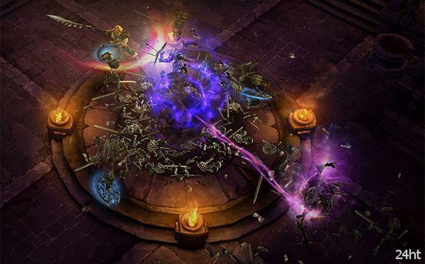 До конца года Diablo III купят 3,5 млн раз
