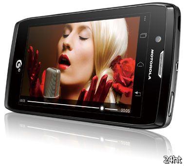 Motorola RAZR V MT887: Android 4.0 смартфон для китайского рынка