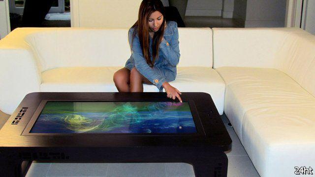 Mozayo - интерактивный сенсорный стол (7 фото + видео)