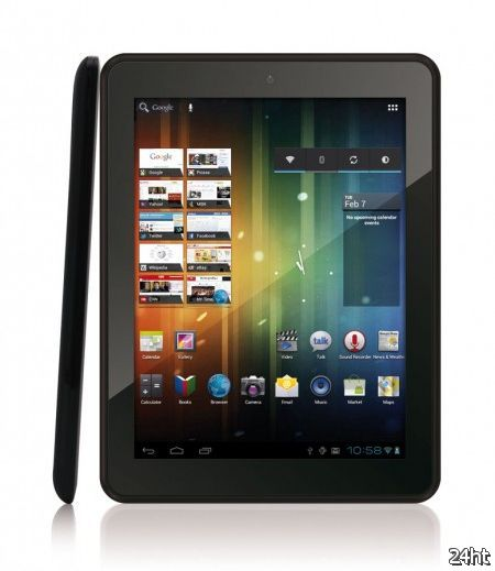 Prestigio представляет планшет MultiPad 5080 Pro
