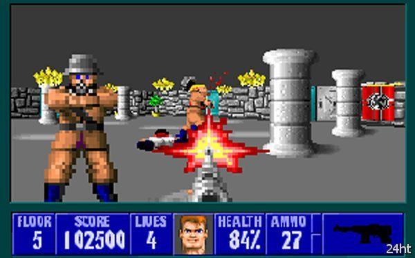 Шутеру Wolfenstein 3D исполнилось 20 лет