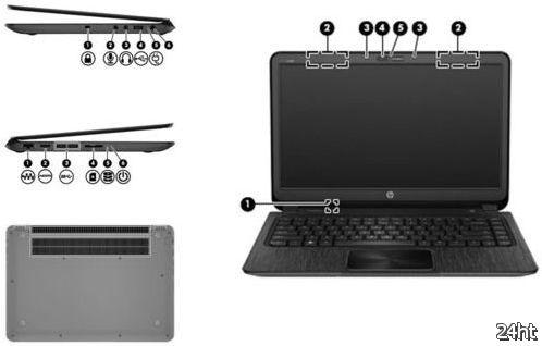 Ультрабуки HP Envy 4 и Envy 6: нет Ivy Bridge, дискретный GPU и 500-Гбайт HDD
