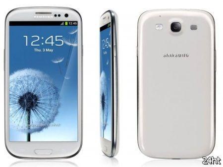В сборке Samsung Galaxy S III участвует около 75 000 рабочих