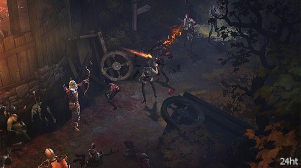 Вышел Diablo III