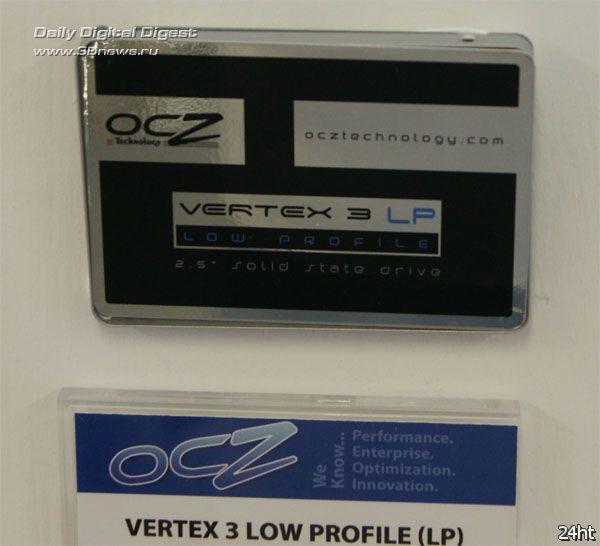 Computex 2012: накопители и блоки питания OCZ