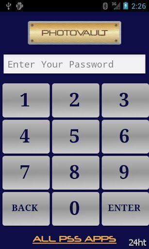 PhotoVault 4.1.8 - Спрячьте картинки под пароль
