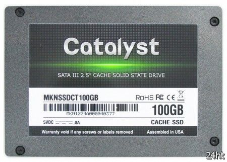 Mushkin Enhanced показала SSD Catalyst Cache