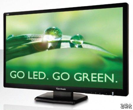 ViewSonic VX2703mh-LED: 27-дюймовый монитор с временем отклика 3 мс