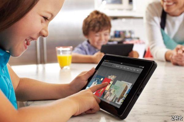6 сентября компания Amazon может анонсировать Kindle Fire 2