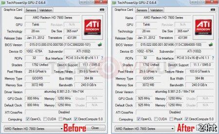 AMD обновляет свою Radeon HD 7950 для конкуренции с GeForce GTX 660 Ti
