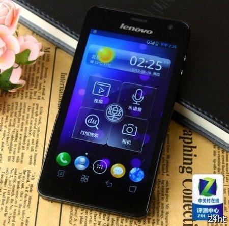Четырехъядерный Lenovo IdeaPhone K860 скоро поступит в продажу в Китае