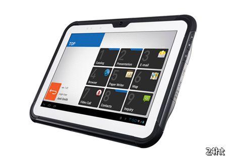 Casio  сообщила новые детали о своих планшетах V-T500Е и V-T500GE