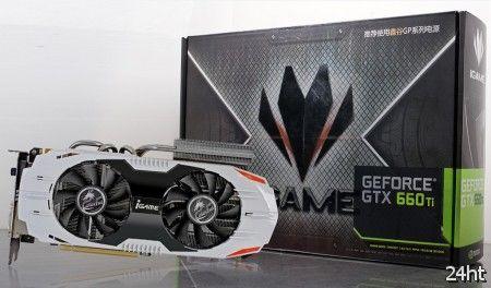 Colorful анонсировала видеокарту GeForce GTX 660 Ti iGame