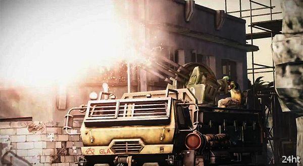 Command & Conquer превратят в игровой сервис