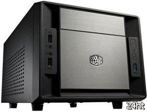 Cooler Master готовит к выпуску Mini-ITX корпус Elite 120 Cube