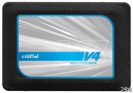 Crucial выпустила 32 Гб SSD стоимостью 50 долларов