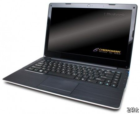 CyberpowerPC анонсировала ультрабук ZEUS-M