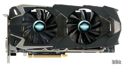 Дальнейший выпуск 6-гигабайтной видеокарты SAPPHIRE Radeon HD 7970 Toxic под вопросом