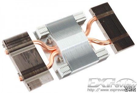 Фотографии видеокарты Gigabyte GeForce GTX 670 WindForce 2X