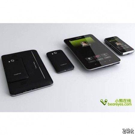 Гибрид TransPhone TP730  готов поступить на рынок Китая