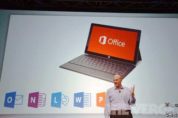 Игры в Windows 8 носят марку Xbox, а ARM-версия Office 2013 будет весьма урезанной
