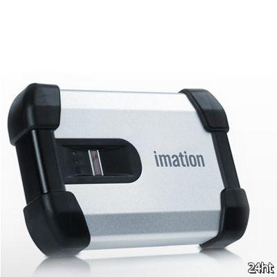 Imation анонсировала защищенные внешние HDD объемом 1 Тбайт