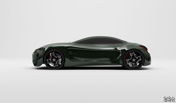 Jaguar XKX - переосмысление автомобильной легенды