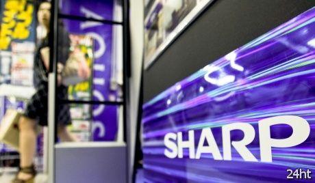 Компания Sharp вынуждена сократить до 5 тысяч рабочих мест