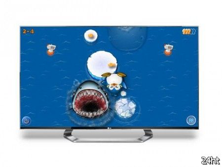 LG заявила о доступности 3D-игр для LG Cinema 3D TV
