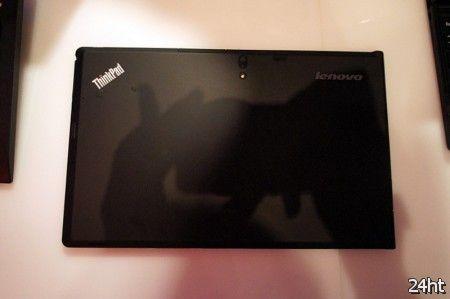 Lenovo официально представила планшет ThinkPad Tablet 2 под управлением ОС Windows 8