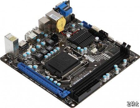 MSI представила плату B75IA-E33