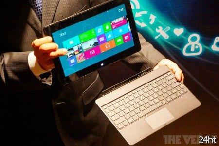 Microsoft: Dell, Lenovo и Samsung готовят планшеты под управлением ОС Windows RT