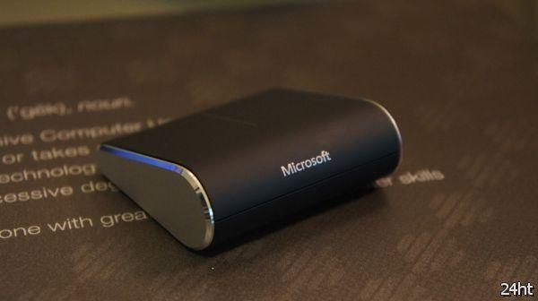 Microsoft анонсировала новые гаджеты для новой ОС Windows 8 и планшетника Surface
