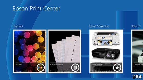 Microsoft усовершенствовала подсистему печати в Windows 8