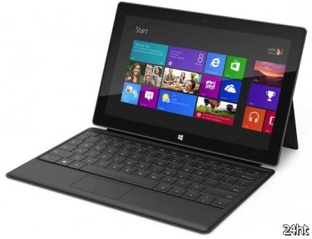 Microsoft выпустит около 3 миллионов Surface