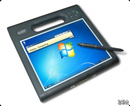Motion показала защищенные планшеты F5t и C5t под управлением ОС Windows 7
