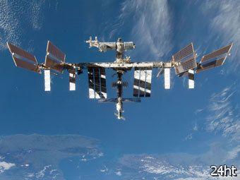 Названа причина неудачной корректировки орбиты МКС
