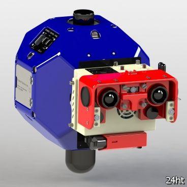 Обновленные возможности роботов-сфер на МКС