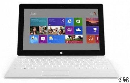 Официально: Релиз Microsoft Surface состоится 26 октября