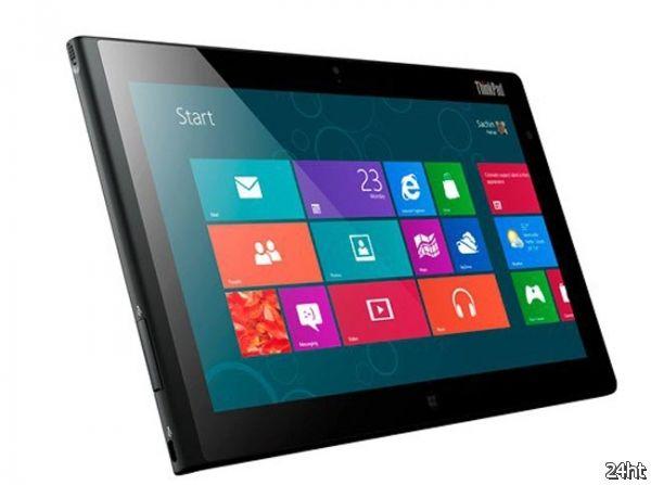 Официальный анонс планшета Lenovo ThinkPad 2