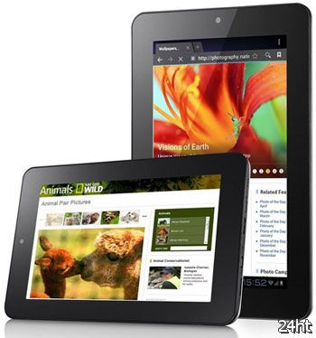 Onda начала продажи планшета V711 на базе Android 4.0 ICS