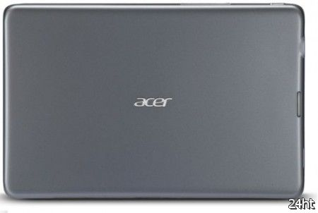 Планшет Acer Iconia Tab A110 выйдет под управлением ОС Android 4.1 Jelly Bean