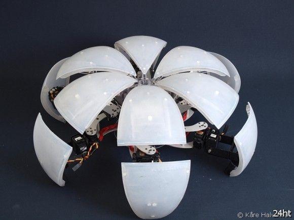 Робот-трансофрмер Morphex