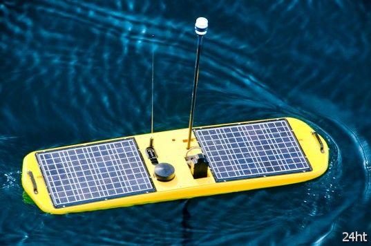 Роботы для отслеживания больших белых акул