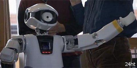 Роботы сами развивают язык общения
