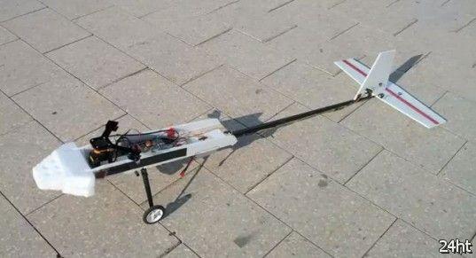 Роботы-самолеты уклоняются от препятствий без GPS