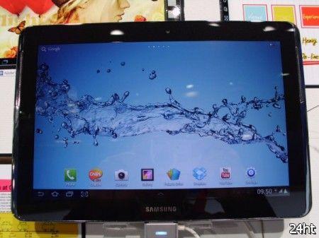 Samsung Galaxy Note 10.1 поступает в продажу