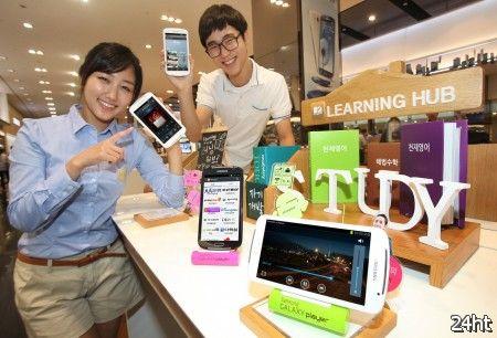 Samsung официально представила Galaxy Player 5.8