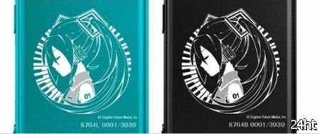 Sony выпустит специальное издание mp3-плееров в честь дня рождения  Хацунэ Мику